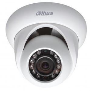 Dahua HAC-HDW2120МP видеокамера купольная с ИК подсветкой