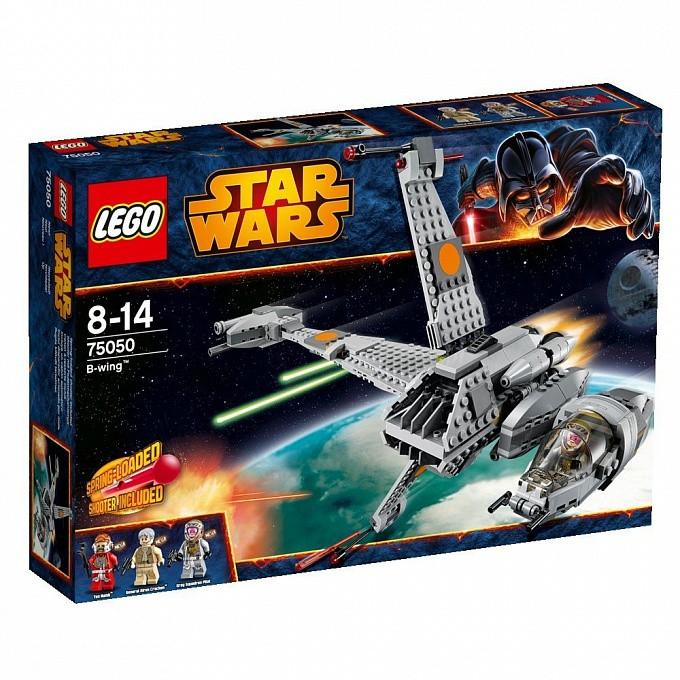 75050 Lego Star Wars Истребитель B-Wing™, Лего Звездные войны