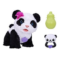 "Hasbro FurReal Friends Интерактивная игрушка ""Малыш Панда"""