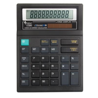 Калькулятор Forpus, большой, 10 разрядный