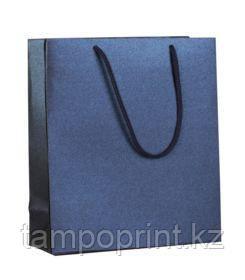 Бумажный пакет «БЛЕСК», малый