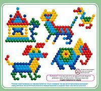 Мозаика магнитная шестигранная, 100 элементов, фото 1