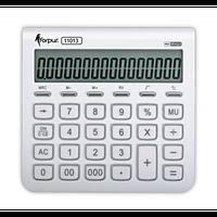 Калькулятор Forpus, большой, бухгалтерский,16разрядный