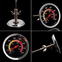 Термометр для гриль-мангала печи на углях и дровах KT450B, фото 1
