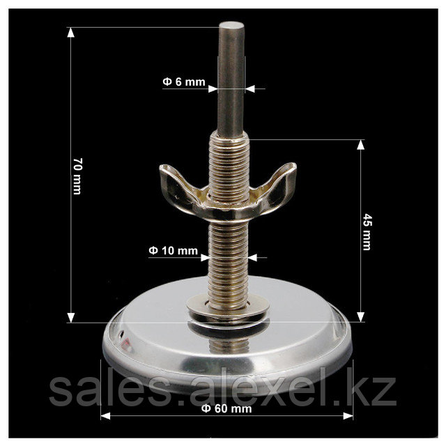 термометр для коптильни и гриля