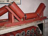 Роликоопоры зерновые, желобчатые в сборе с роликами, фото 5