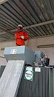 Комплекс испытаний силовых трансформаторов мощностью до 250000 кВА