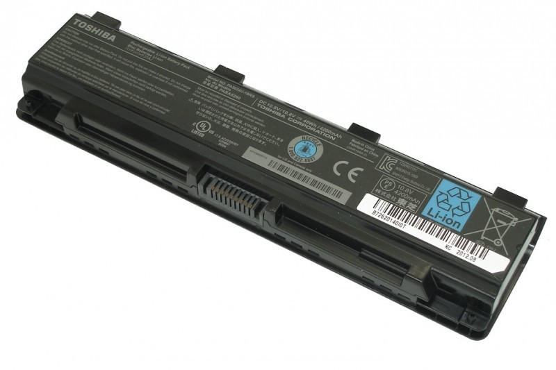 Аккумулятор для ноутбука Toshiba PA5024U-1BRS (10.8V 4400 mAh)