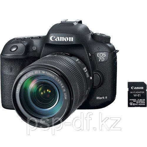 Фотоаппарат Canon EOS 7D Mark II kit 18-135mm f/3.5-5.6 IS USM гарантия 1 год