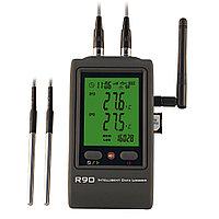 Amtast Hairuis R90TT-G Регистратор температуры с двумя внешними датчиками с GSM R90TT-G