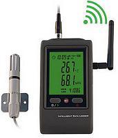 Amtast Hairuis R90EX-W Регистратор влажности и температуры с WiFi R90EX-W, фото 1