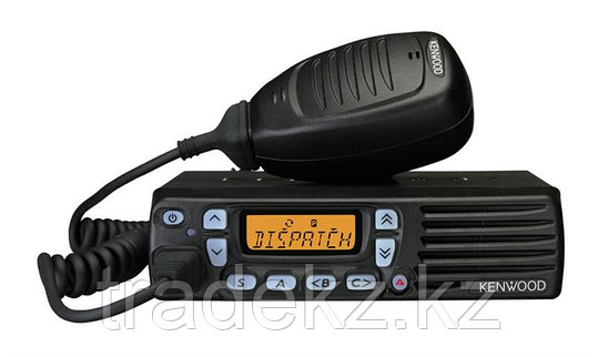 Kenwood TK-7160, 136-174Мгц, 128кан., 25Вт, KMC-30 - мобильная УКВ радиостанция , фото 2