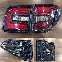 Задние фонари на Nissan Patrol Y62 Nismo