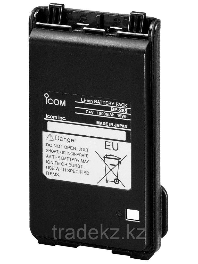 Аккумулятор ICOM BP-265 Li-ion (7.4V-1,9A/H) для р/ст IC-F3001/F4001/F3003