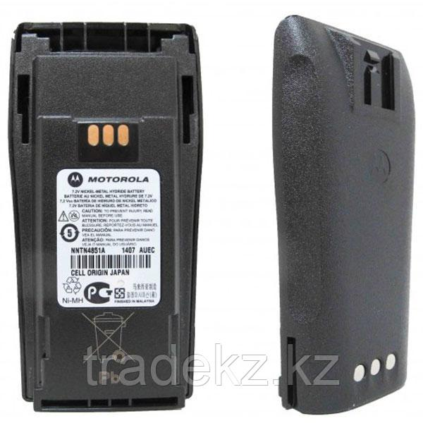 Аккумулятор Motorola NNTN4851A Ni-MH (7,2V-1.4A/H) для р/ст  CP040/140/CP160/CP180