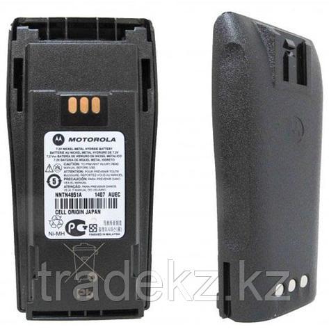 Аккумулятор Motorola NNTN4851A Ni-MH (7,2V-1.4A/H) для р/ст  CP040/140/CP160/CP180, фото 2