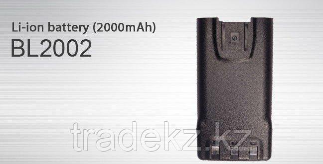 Аккумулятор HYT BL-2002 Li-ion (7,2V-2,0A/H) для р/ст TC-600, фото 2