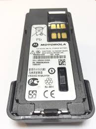 Аккумулятор Motorola PMNN4412AR Ni-MH (7,4V-1400 мАч) для р/ст DP4400/4600, фото 2