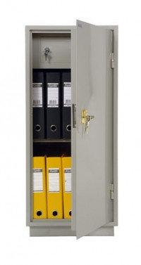 Металлический бухгалтерский шкаф КБ - 041т / КБС - 041т, фото 2