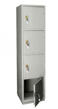 Металлический бухгалтерский шкаф КБ - 06 / КБС - 06, фото 2