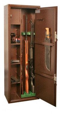 Шкаф оружейный КО-32 Т(1300х430х260), фото 2