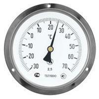Термометр для складских помещений ТБП100Н/БФ-(-30...+70)С