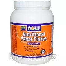 Now Foods, ПИТАТЕЛЬНЫЕ ДРОЖЖЕВЫЕ ХЛОПЬЯ,витамины гр.В (284 г)