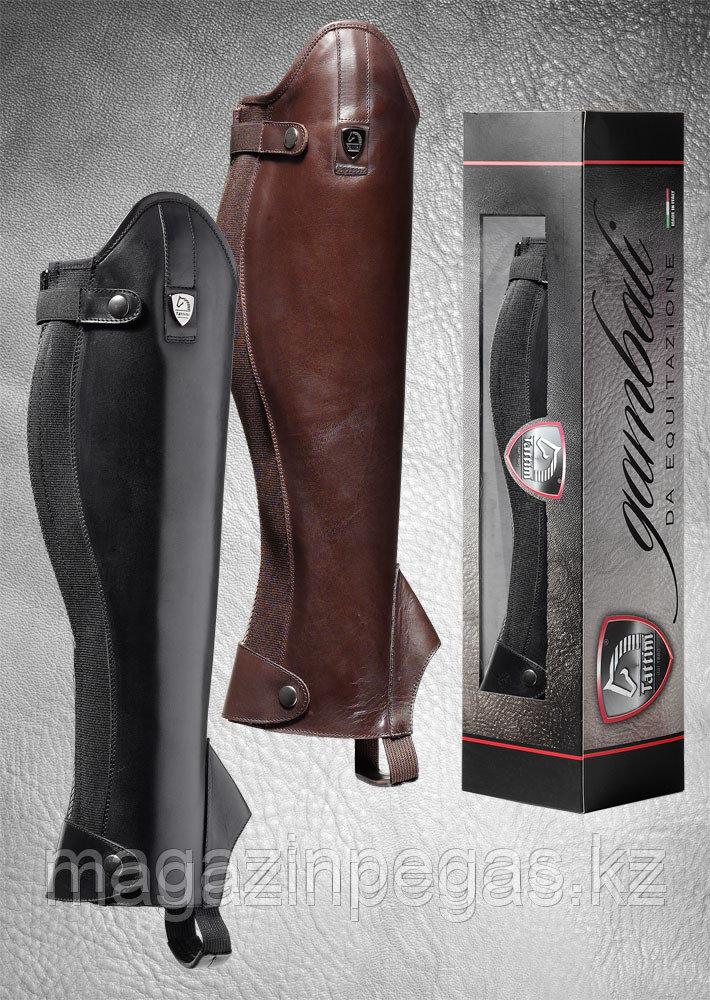 Краги кожаные Tattini