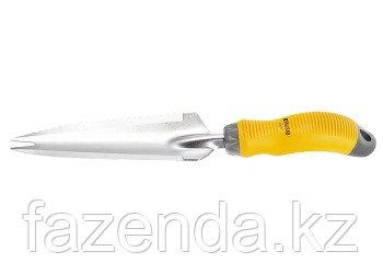 Совок посадочный узкий, зубчатый, молибденовое покрытие, 2-комп. рукоятка