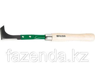 Нож универсальный, деревянная рукоятка, 330 мм