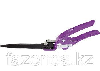 Ножницы, 310 мм, газонные, металлические ручки