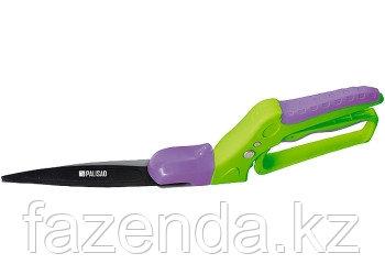 Ножницы, 330 мм, газонные, поворот режущей части на 360 градусов, пластмассовые ручки