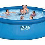 Надувной бассейн Intex 396х84см Easy Set Pool, фото 5