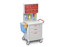 Тележка медицинская функциональная ТМ-1