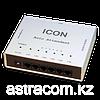 ICON AA453USB, Автосекретарь+ голосовая почта, 3 линии,120 часов записи, 40 меню, 20 ящиков, USB