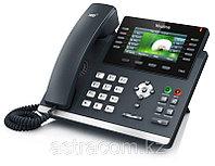 Yealink SIP-T46S, IP телефон,16 SIP аккаунтов, цветной экран, BLF, PoE