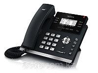 Yealink SIP-T42S, IP телефон, 12 SIP аккаунт, PoE