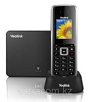 IP телефон Yealink W52P, Комплект IP DECT база и рубка