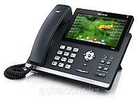 Yealink SIP-T48S (цветной сенсорный экран,16 аккаунтов,BLF,PoE,GigE) без БП