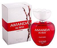 Amanda in Red Pour Femme Lotus Valley для женщин 100 мл