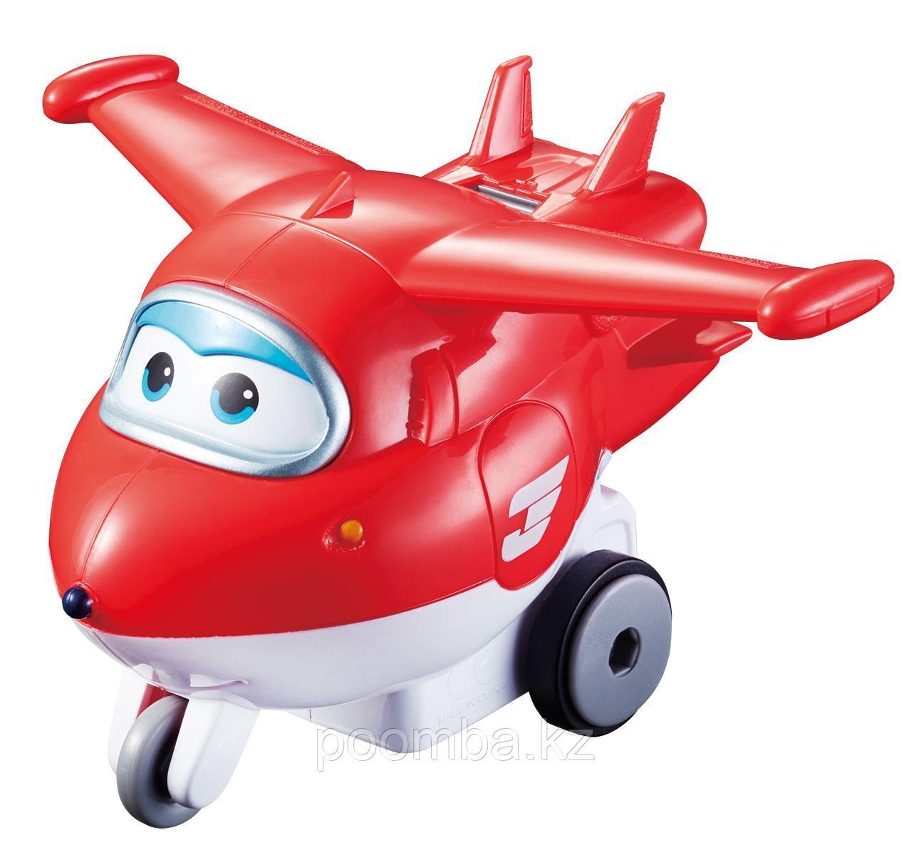 """Инерционный самолет """"Супер крылья"""" - Джетт"""