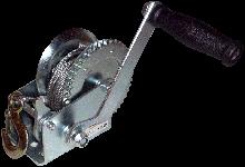 Лебедка ручная барабанная LHW -1200 500 кг. 20 метров.
