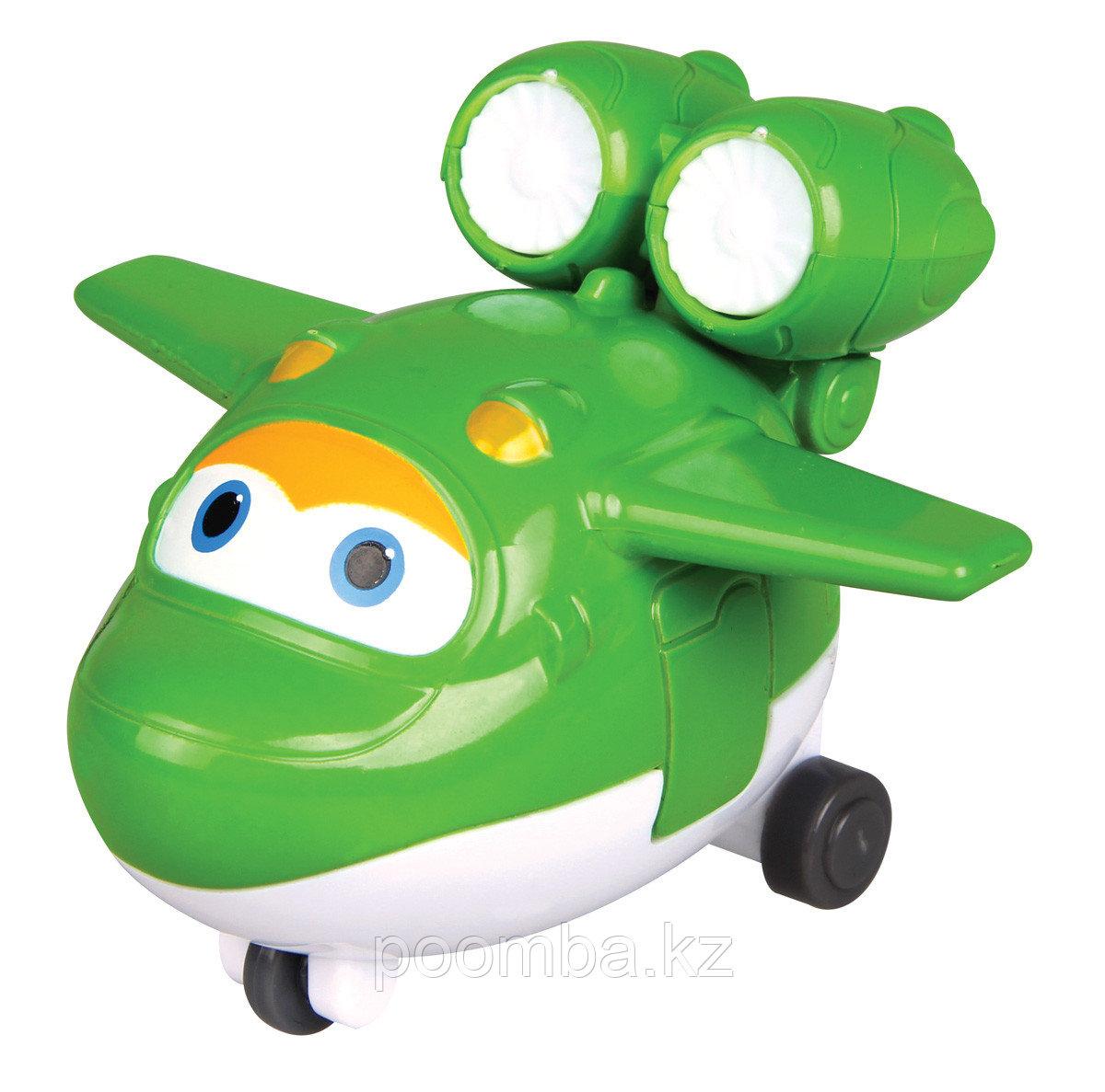 """Металлический самолет """"Супер крылья"""" - Мира"""