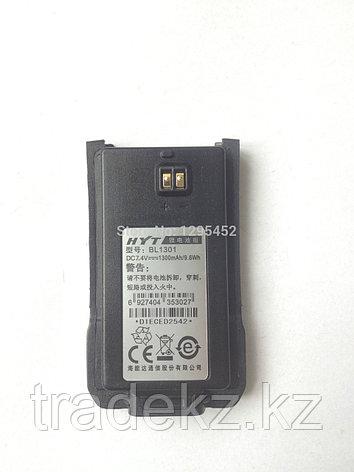 Аккумулятор HYT BL-1301 Li-ion (7,4V-1,3A/H) для р/ст TC-508/518, фото 2
