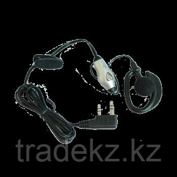 Гарнитура PY-27 с креплением на ухо и подвесным микрофоном для носимых радиостанций  ICOM