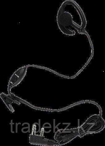 Гарнитура PY-17 с креплением на ухо и подвесным микрофоном для носимых радиостанций TC-508/518/610/700, фото 2