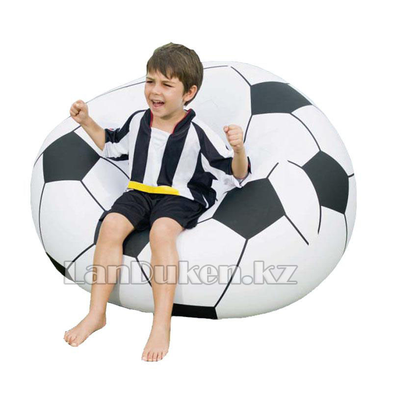 Кресло мяч надувное Bestway 75010 (114* 112* 71 см) - фото 1