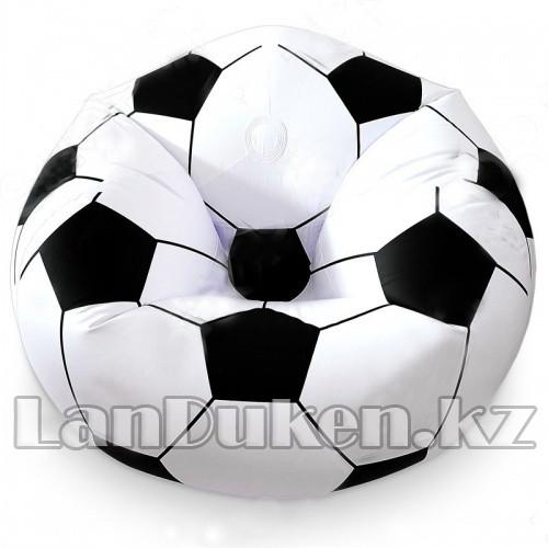 Кресло мяч надувное Bestway 75010 (114* 112* 71 см) - фото 3