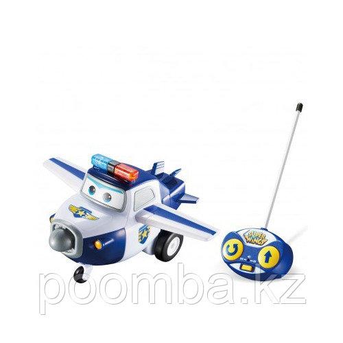 """Радиоуправляемая игрушка """"Супер крылья"""" - Пол (на бат., свет, звук)"""