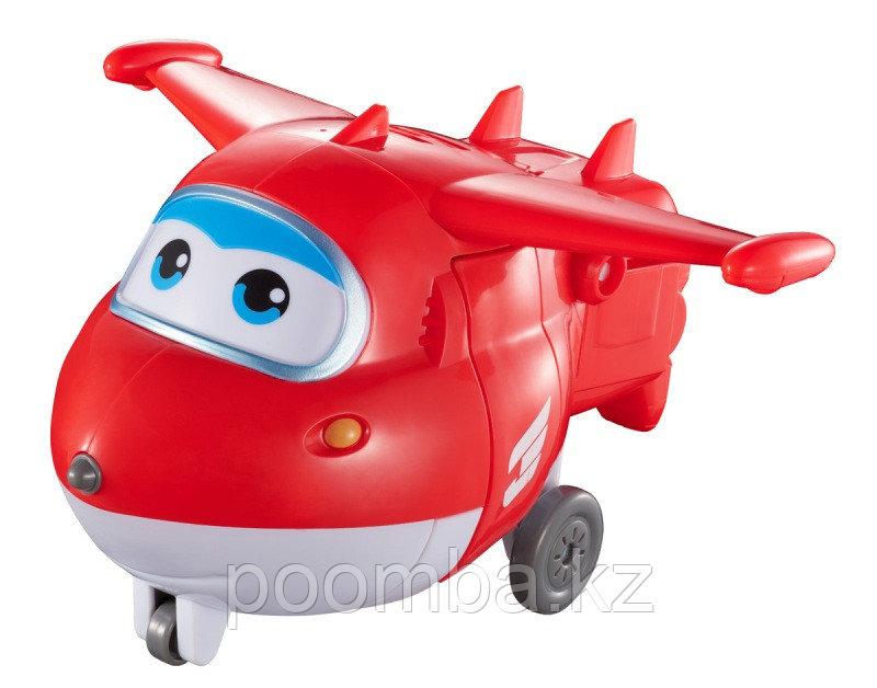 """Самолет-трансформер """"Супер крылья"""" - Джетт (звук), 18 см"""